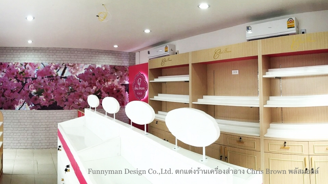 cosmetic shop decoration_01