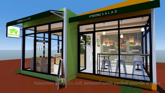 K' Roung Salad shop design_03