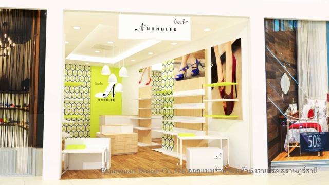 woman shoe shop design_01