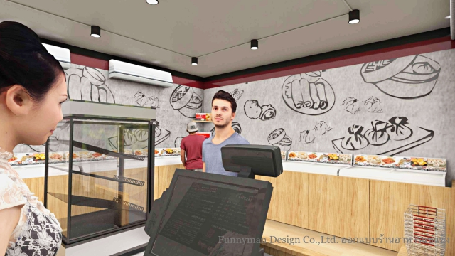 frozen food shop design_03