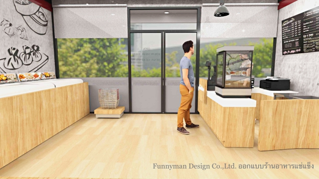 frozen food shop design_04