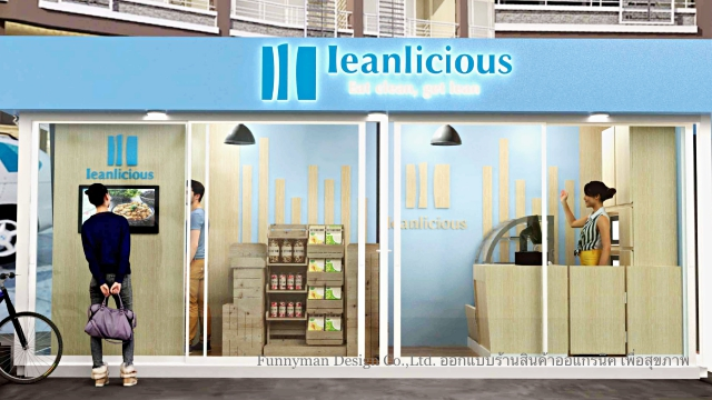 organic food shop design_02