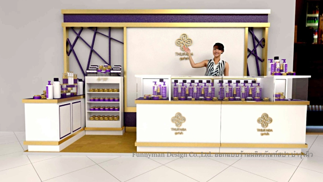 cosmetic shop design_01