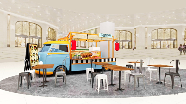 curry rice shop design_01