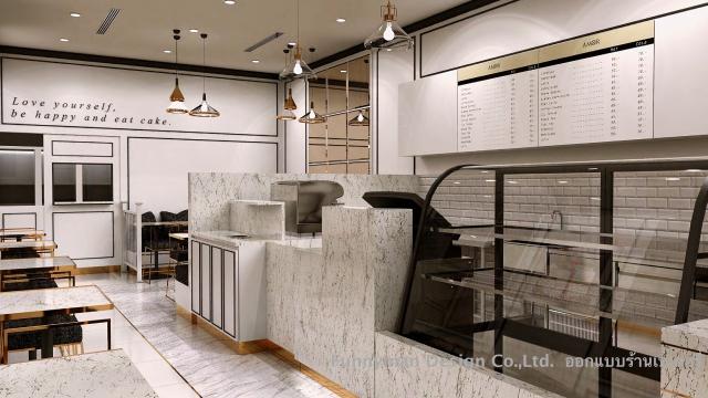 ออกแบบ้านเบเกอรี่ bakery