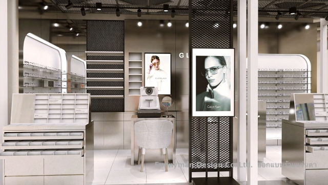 eyewear shopdesign