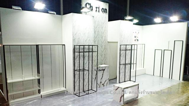 ผลิต booth งาน exibition