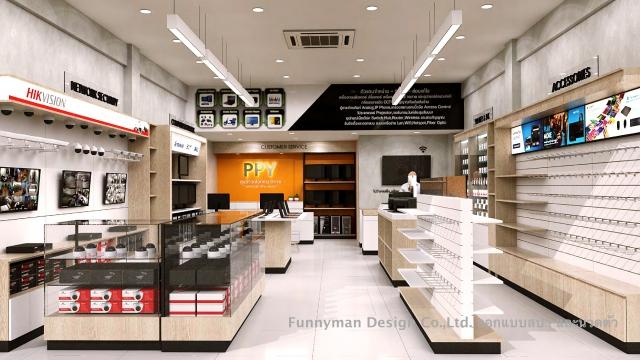IT Store design