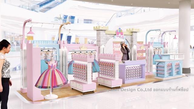 ออกแบบร้าน gift shop