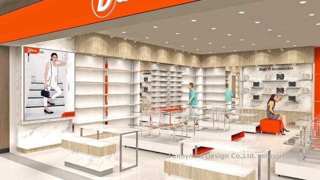 รับออกแบบร้านค้าในห้างสรรพสินค้า