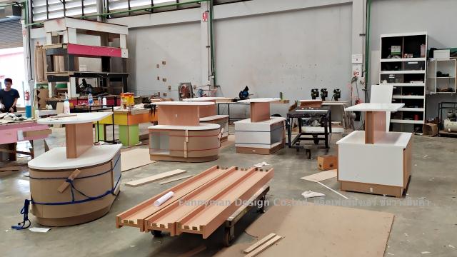 โรงงานรับผลิต furniture สำหรับร้านค้า