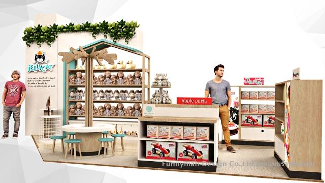 toy shop design