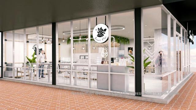 บริการรับออกแบบร้านอาหาร