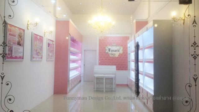 cosmetic shop decoration_01