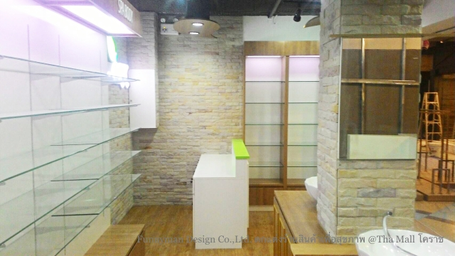 spa product store decoration_03