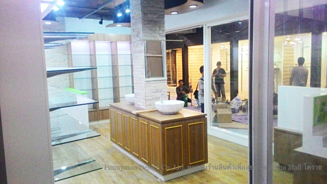 spa product store decoration_04