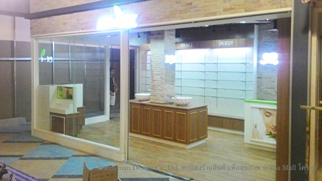 spa product store decoration_05