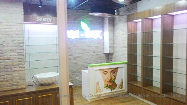 spa product store decoration_06