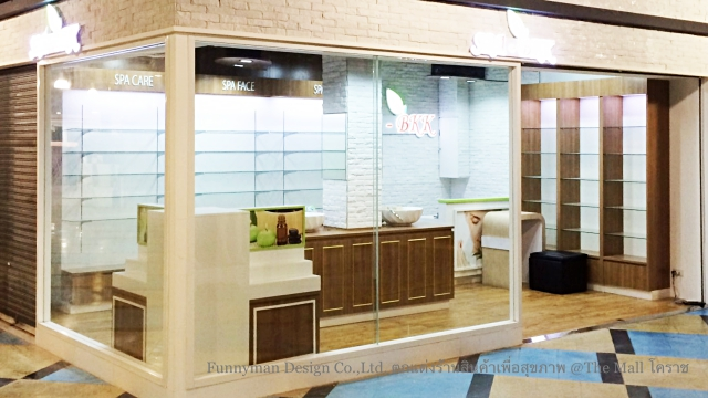 spa product store decoration_07